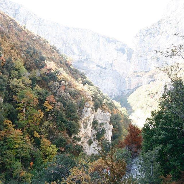 Gorges du Verdon #sublime #pleinairpainting #provence