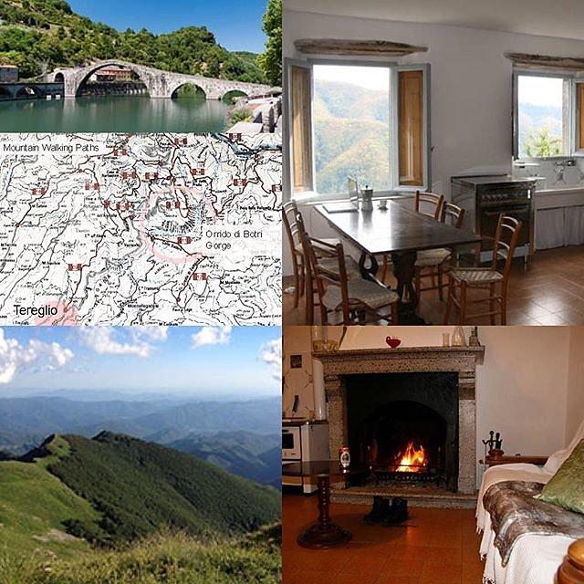 Casa Artista Courses #art #hiking #Tereglio #tuscany #italy
