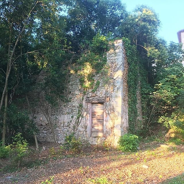 #old #mill #watermill #provence
