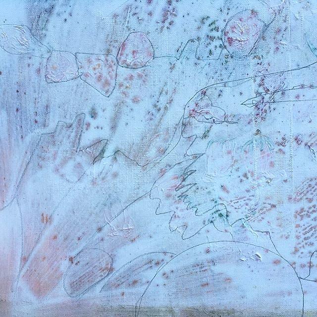 #gorgeduverdon #artstudy #preparatory #sketch #reclaimedcanvas