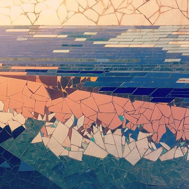 #mosaic #riomaggiore #italia